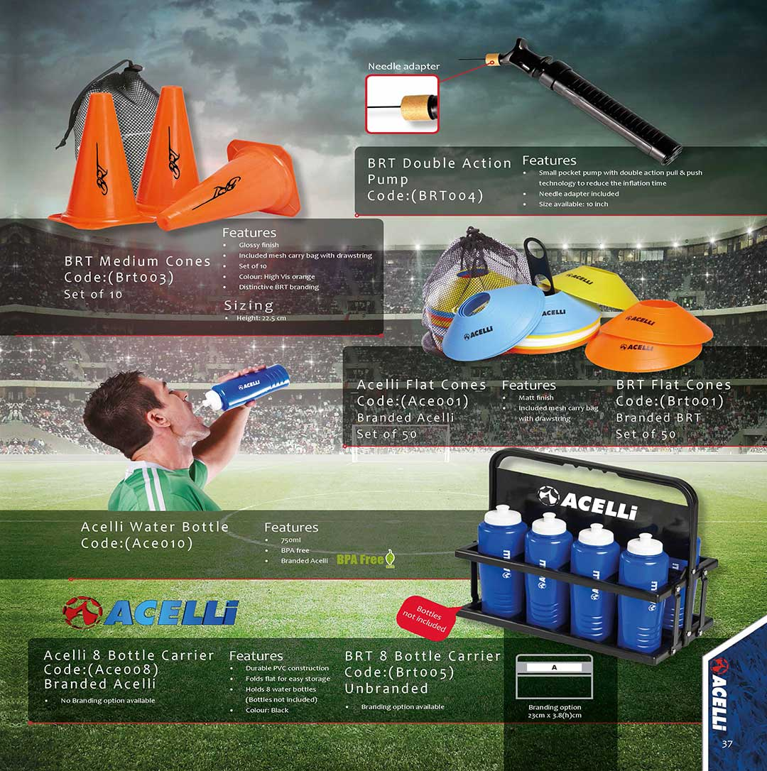 Acelli Sports Accessories