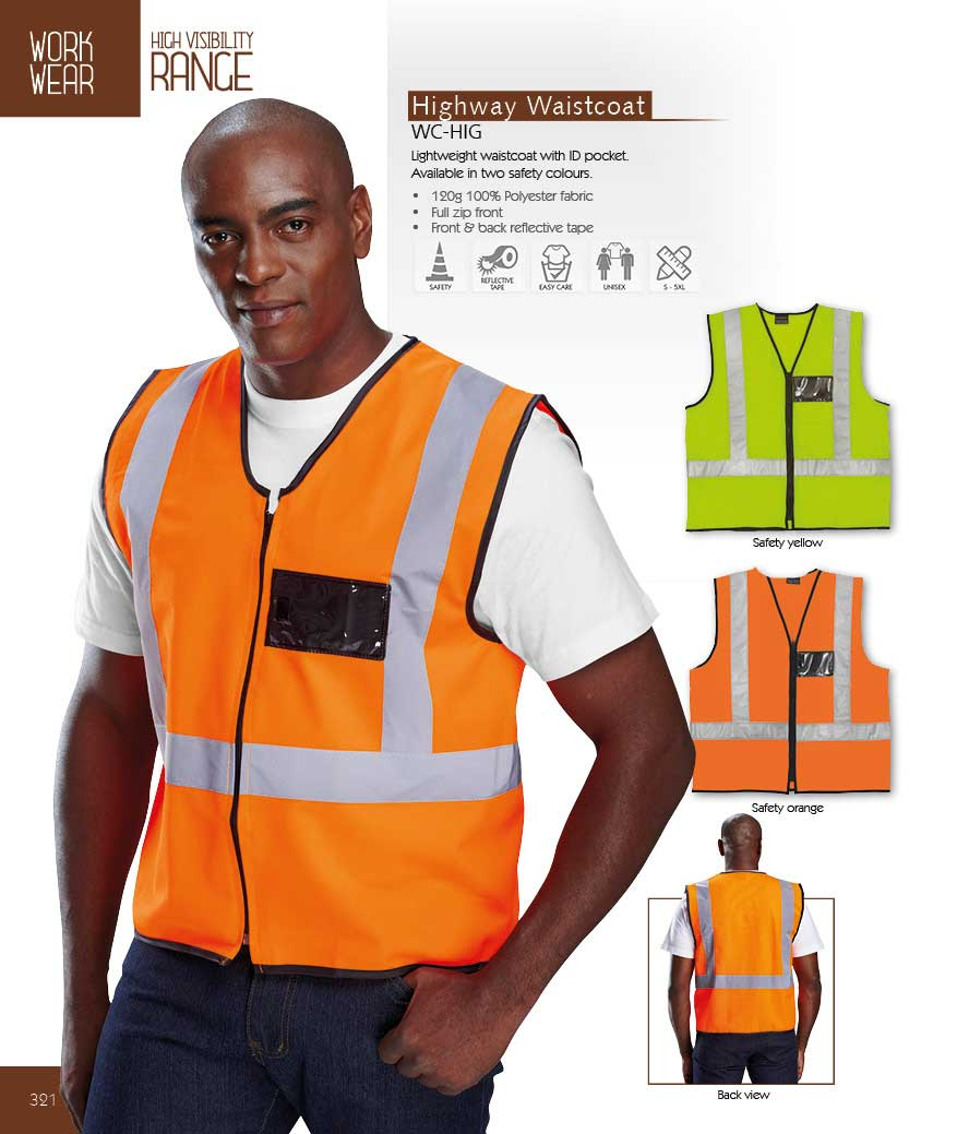 High Visibity Safety Equipment