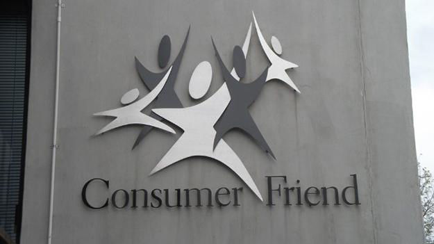 Signage Consumer Friend